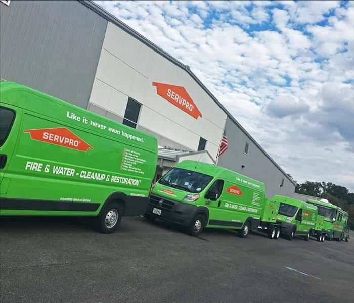 Why SERVPRO Why Choose SERVPRO® of Henrico